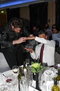 table magician hire infiniti birmingham wedding
